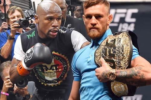 Mayweather và McGregor: Voi không đấu với kiến