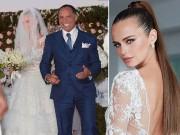 Thời trang - Đám cưới triệu đô của mỹ nữ Đông Âu và đại gia 63 tuổi