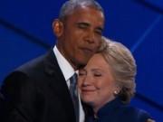 Thế giới - Obama bất ngờ chê bà Clinton tranh cử không hết mình