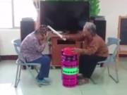 """Video Clip Cười - Clip hài: Khi các """"cụ"""" trở về... tuổi thơ"""