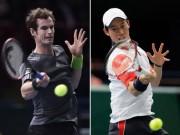 Chi tiết Murray - Nishikori: Ngược dòng bản lĩnh (KT)