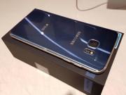 Dế sắp ra lò - Đập hộp Samsung Galaxy S7 Edge màu xanh san hô