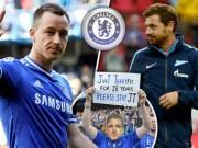 """Bóng đá - """"Mourinho đệ nhị"""" mời Terry tới Trung Quốc với lương khủng"""