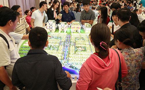 Nhà phố vườn SaiGon Village đón 450 cư dân đầu tiên - 5
