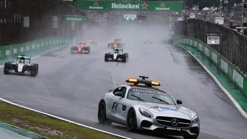 F1, từ Brazil: Phần nổi và phần chìm của tảng băng - ảnh 1