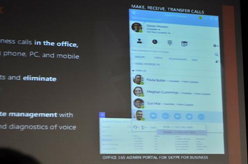Hội thảo trực tuyến đa năng với Skype for Business