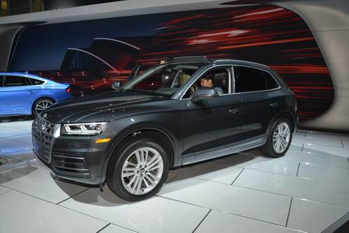 Audi Q5 thế hệ mới trình làng