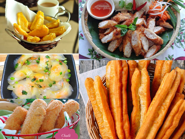 5 món ăn vặt tuyệt ngon không thể bỏ lỡ khi đông về