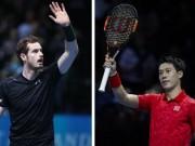 Thể thao - Murray - Nishikori: 3 set giàu cảm xúc (ATP Finals)