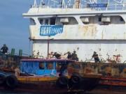 Tin tức trong ngày - Làm rõ con tàu Trung Quốc bí ẩn trôi trên biển