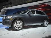Tin tức ô tô - Audi Q5 thế hệ mới trình làng
