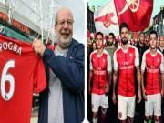 """Bóng đá - Premier League: MU và Arsenal đua nhau """"móc túi"""" fan"""