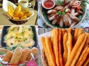 Ẩm thực - 5 món ăn vặt tuyệt ngon không thể bỏ lỡ khi đông về