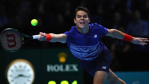 Raonic – Thiem: Bản lĩnh giành vé (ATP Finals)