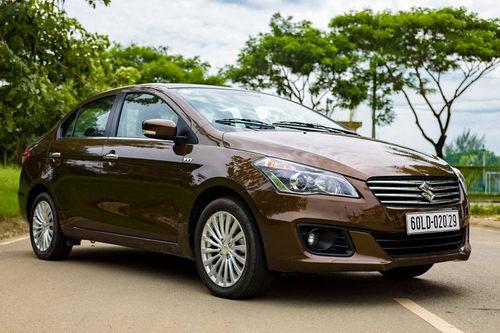 Suzuki Ciaz tại Việt Nam: Đề cao tính thực dụng