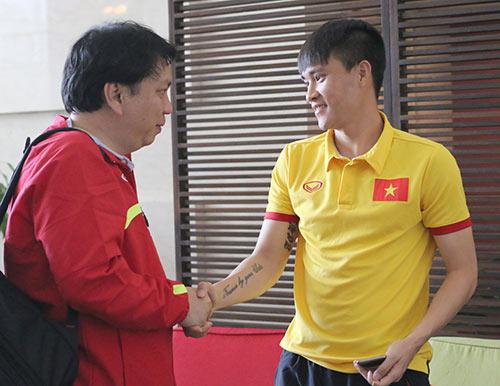 """""""Sếp"""" VFF: ĐT Việt Nam phải vào chung kết AFF Cup"""