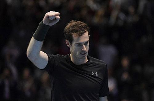 Murray – Wawrinka: Kỉ lục và ngôi đầu (ATP Finals)
