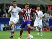 Bóng đá - Derby Madrid: Griezmann đang hay hơn Ronaldo