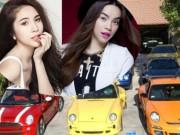 Ca nhạc - MTV - Những lần mượn siêu xe gây ồn ào của Hà Hồ, Thủy Tiên