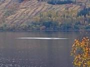 Phi thường - kỳ quặc - Bức ảnh cho thấy quái vật vui đùa dưới hồ Loch Ness?
