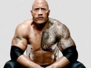 """Làm đẹp - """"Nam thần"""" The Rock sở hữu cơ bắp sexy nhất thế giới"""