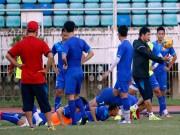 Bóng đá - ĐT Việt Nam: Chơi bóng ném để thắng Myanmar ở sân Thuwunna