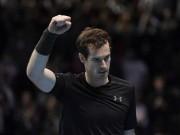 Thể thao - Murray – Wawrinka: Kỉ lục và ngôi đầu (ATP Finals)