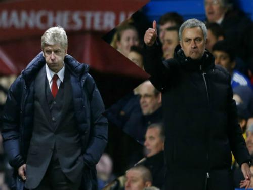 """MU đấu Arsenal: Mourinho lại """"mỉa mai"""" Wenger"""