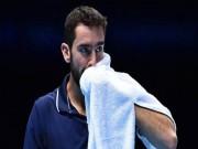 Nishikori - Cilic: Cuộc chơi đầy toan tính (ATP Finals)