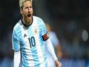 """Bóng đá - Messi: Đại ca đích thực và """"núi"""" USD chờ đút túi như Ronaldo"""