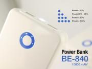 Công nghệ thông tin - Sạc dự phòng 10.000mAh kiêm đèn pin di động