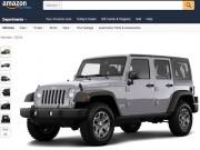 Công nghệ thông tin - Amazon sẽ bán thêm xe hơi, giá rẻ hơn 30%
