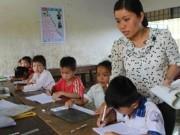 Giáo dục - du học - Cô giáo Mường gieo chữ vùng sâu