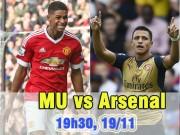 Bóng đá - MU – Arsenal: Chân mệnh anh hùng