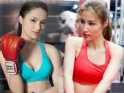 Thời trang - Đồ tập gym sao Việt: Kẻ sexy quá đỗi, người lại kín như bưng