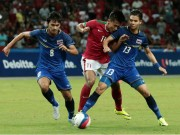 Bóng đá Việt Nam - Tin nhanh AFF Cup: Thái Lan không dám xem thường Indonesia