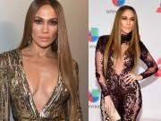 "Thời trang - Jennifer Lopez gợi cảm ""quên sầu"" ở tuổi U50"