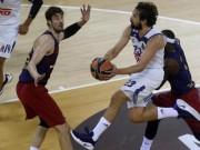 """Thể thao - """"Siêu kinh điển"""" bóng rổ: Real vùi dập Barca"""