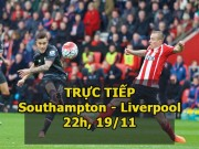 Chi tiết Southampton - Liverpool: Xuất thần Forster (KT)