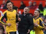 Bóng đá - MU hòa Arsenal, lập 2 kỷ lục buồn, Mourinho đổ tại quá đen
