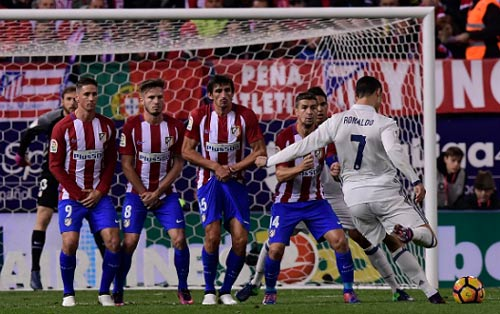 Atletico - Real Madrid: