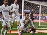 Bóng đá - Ronaldo lập hat-trick, phát minh kiểu ăn mừng mới