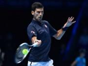 Djokovic - Nishikori: Thần tốc vào chung kết (ATP Finals)