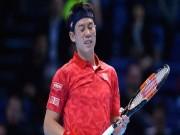 Thể thao - Tin thể thao HOT 20/11: Nishikori lý giải thua trắng Djokovic