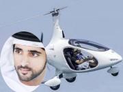 Bạn trẻ - Cuộc sống - Thú vui chơi xa xỉ của Thái tử đẹp trai nhất Dubai