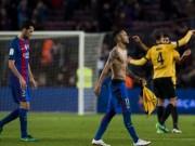"""Bóng đá - """"Tịt ngòi"""" ở Nou Camp, báo thân Barca đổ lỗi trọng tài"""