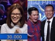 """Phim - Choáng với số tiền sao Việt nhận được khi tham gia """"Ai là triệu phú"""""""