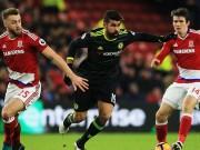 """Bóng đá - Middlesbrough - Chelsea: Chớp thời cơ """"lên đỉnh"""""""