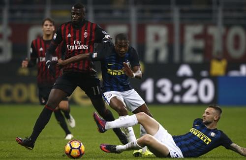 AC Milan - Inter: Rượt đuổi đến nghẹt thở