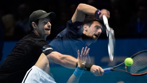 """Djokovic: """"Vợ Murray còn nỗ lực hơn chồng"""""""